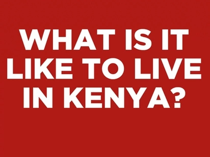 Kenyans were asked if they were satisfied with their life in Kenya and this is what they had to say