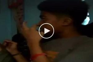 Kulangot pa more! Netizen turns disgusting video of Pinoy teen picking his nose into romantic music video