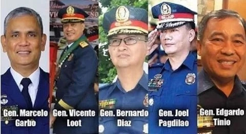 Malacañang declines evidence release against 5 top officials