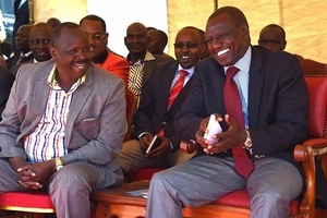 Kenyans are mocking Ruto mercilessly after he launched a water tap (photo)