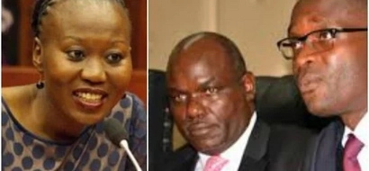 Kamishna wa IEBC hatimaye azungumza baada ya kuzuiliwa kusafiri kwenda Marekani