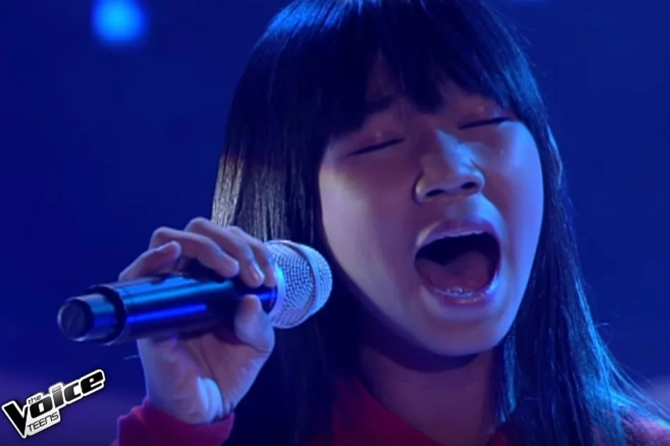 4-chair turner Jona Marie Soquite first champion in 'The Voice Teens'