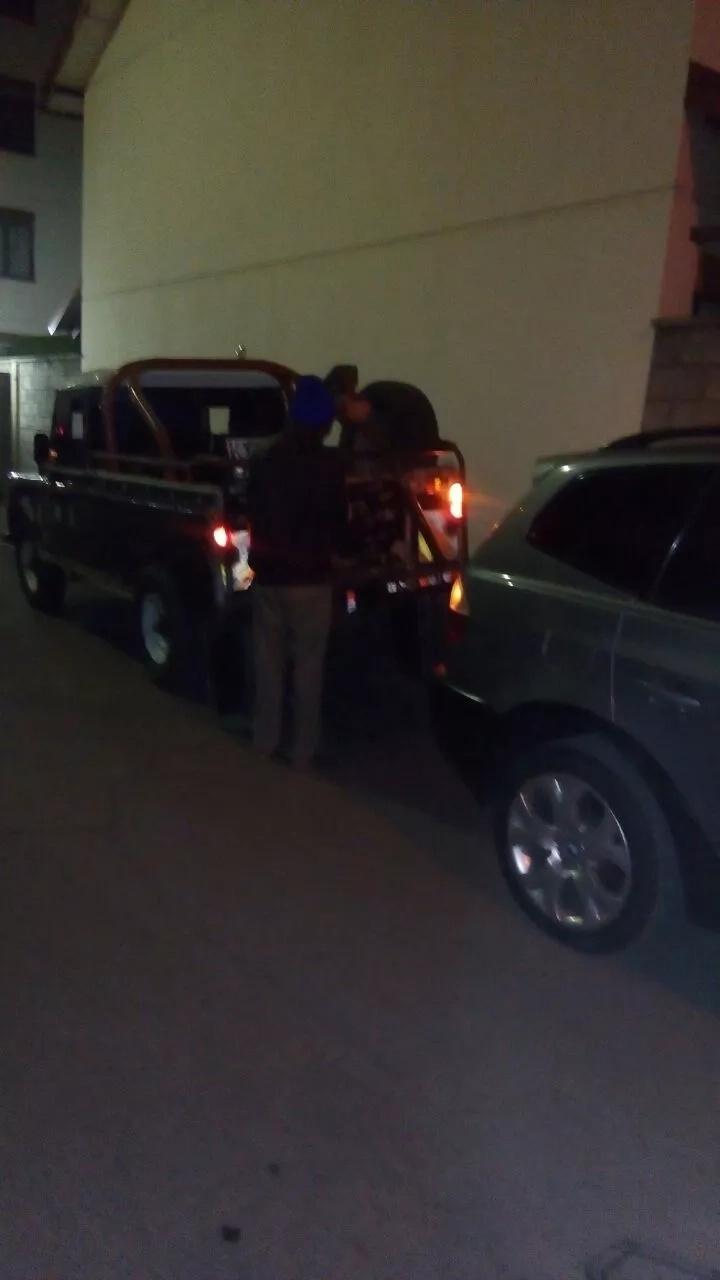 Prezzo in police custody for hijacking attempt