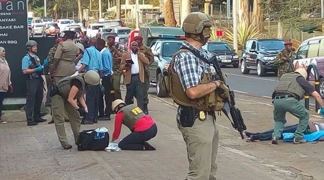 ISIS claims responsibility of Nairobi US Embassy attack