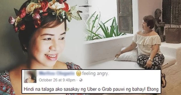 Uber-app fan tagged by neighbors as promiscuous for coming home in different cars