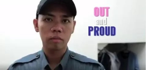 Police officer joins fight against LGBT discrimination