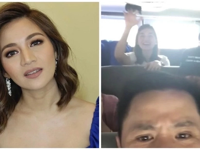 Joker din pala siya! Pinay singer Kyla shows her humorous side with her 'ASAP' colleagues in this short video