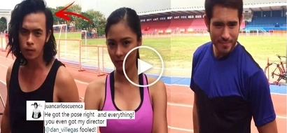 Sobrang kalokalike talaga! Watch the unbelievable impersonator of Jake Cuenca interact with Kim Chiu & Gerald Anderson!