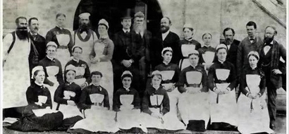 You won't BELIEVE what nurses needed to do in the 1880s!