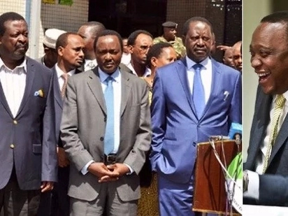 NASA leaders desperate to put their house in order amid growing divisions in coalition
