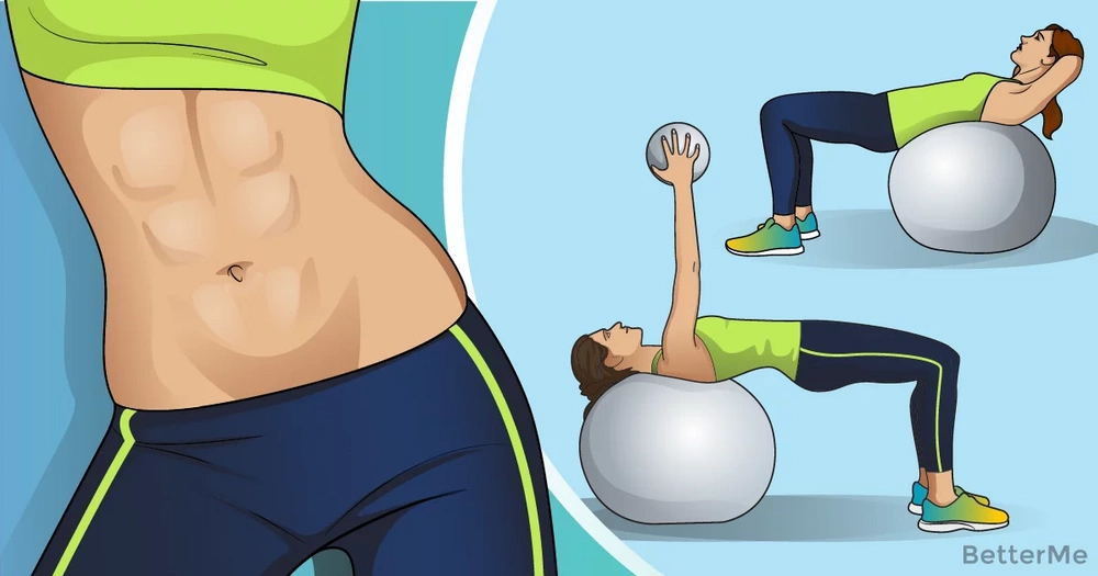Using exercise and medicine balls to the max for hips and core