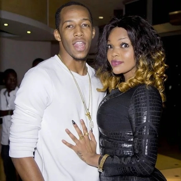 Wema Sepetu's ex, Idris Sultan badly mocks Zari after dumping Diamond