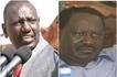 Ruto kwa Raila: Hata ukisusia uchaguzi, lazima utaendelea