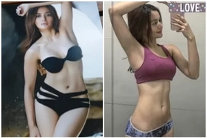 Nag-paretoke ba siya? Emotional Kris Bernal explains the drastic transformation of her face & body. Watch her shocking interview here!