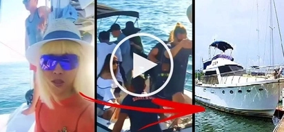 Sobrang bongga! Watch Vice Ganda spend vacation with family & friends on his private luxury yacht!