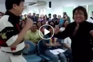 Netizen shares hilarious version of Senator Leila De Lima's cover of popular Ritemed commercial jingle