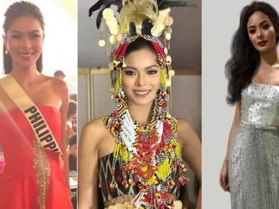 Headpiece of Maxine Medina's national costume costs as much as a new house