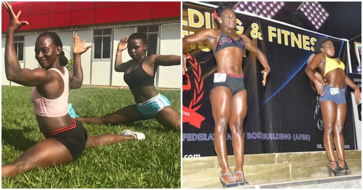 Meet African's female bodybuilders who are fighting to overcome stigma (photos, video)