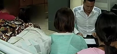 Would you do this for P500k? 4 potential Filipina surrogate mothers caught in NAIA
