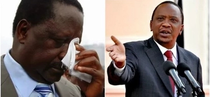 Uhuru finalises campaigns with a warning to Raila and company
