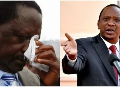 Government exposes Raila Odinga and team's plan to arm and kill Kenyans then blame the police