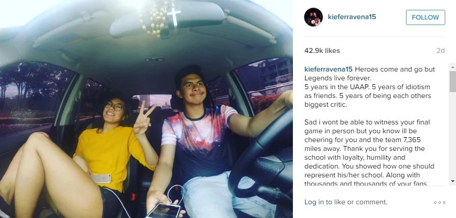 Alyssa Valdez couldn't ask for more, bids farewell to UAAP