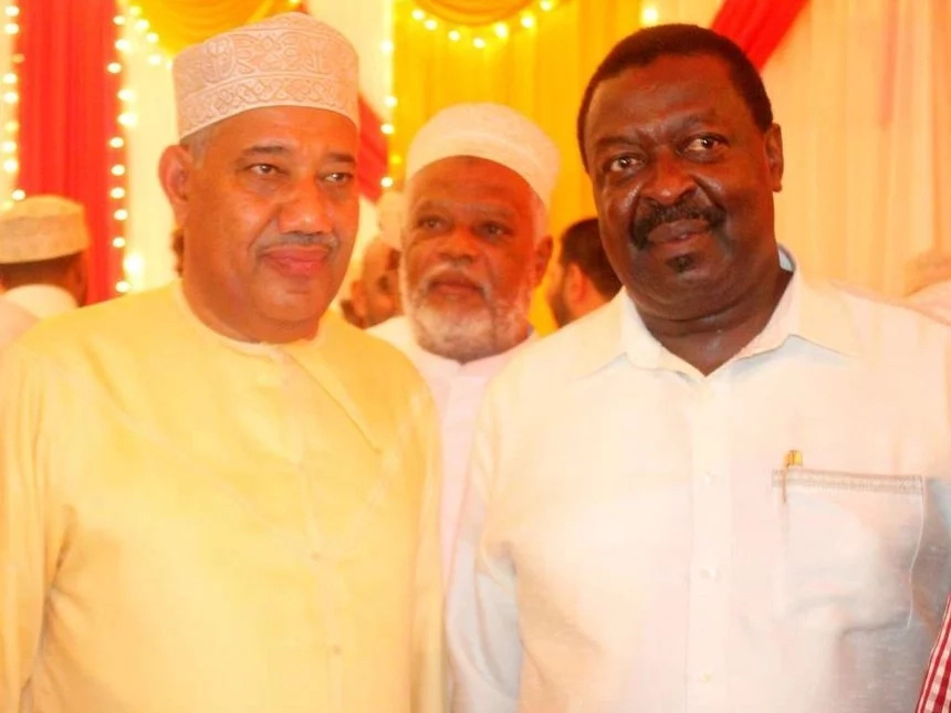 Uhuru humiliated in Mombasa by a popular governor