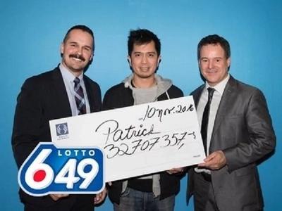 Taya lang ng taya! Lucky Filipino wins $32.7 million in Canada lottery