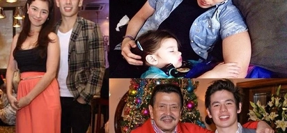 Kasalanan ni Erap! Jake Ejercito blames traumatic childhood for being the real 'baby daddy'