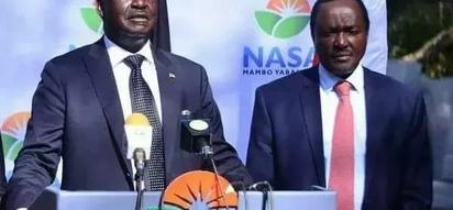 Raila asema NASA haitakubali kutawalwa kiimla na Jubilee