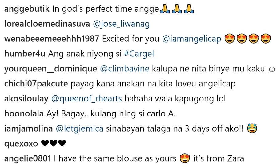 Gusto na nga ba magka baby? Angelica Panganiban shares playful moments with the children