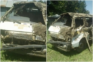 TRAGIC: Four relatives heading to graduation ceremony killed in GRISLY accident