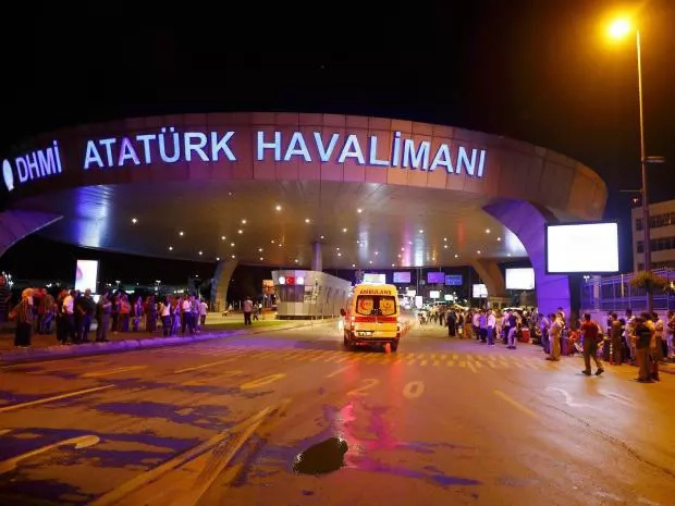 Airport attack in Turkey claim 29 lives (photos)