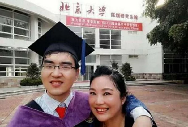 A Mother's Love: On Raising a Disabled Son, Now a Harvard Law Student