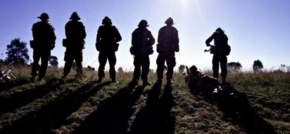 Australian cadets rape each other as part of initiation