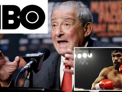 Arum fires back at HBO for snubbing Pacquiao's upcoming fight