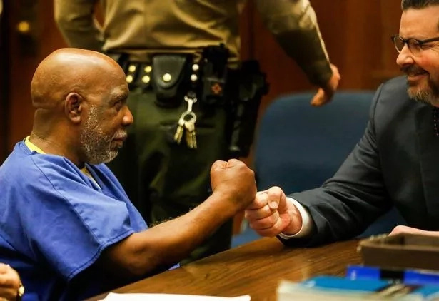 Man, 62, says he is not angry despite being wrongly jailed for 32 YEARS (photos)