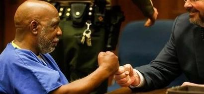 USEMI wa Jamaa huyu aliyefungwa gerezani kwa miaka 32 BILA KOSA utakutia moyo (Picha