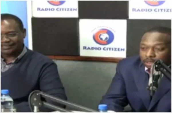 'Friendly fire' as Mike Sonko and Evans Kidero meet face off with each other on Live TV