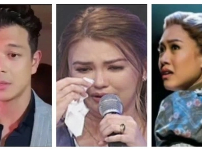 Sana kahit 'call' manlang! Local celebrities who experienced break up only through text