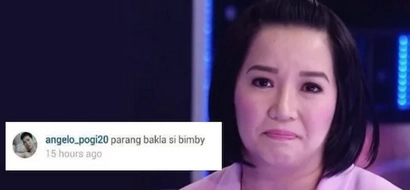 This basher called Kris Aquino's son 'bakla' and here's her iconic reply!