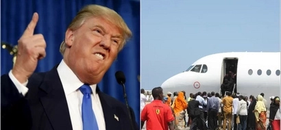Kenyans react after Donald Trump deported 5 Kenyans from the US