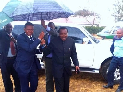 The real reason why Governor Alfred Mutua offered Kalonzo Musyoka a ride in his vehicle