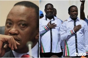 NASA has this PROMISE for Uhuru Kenyatta after August General Election
