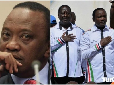 NASA make 3 MAJOR announcements during Mathare rally. One will SHAKE IEBC
