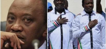 NASA yatoa AHADI hii kwa Rais Uhuru Kenyatta baada ya uchaguzi mkuu wa Agosti