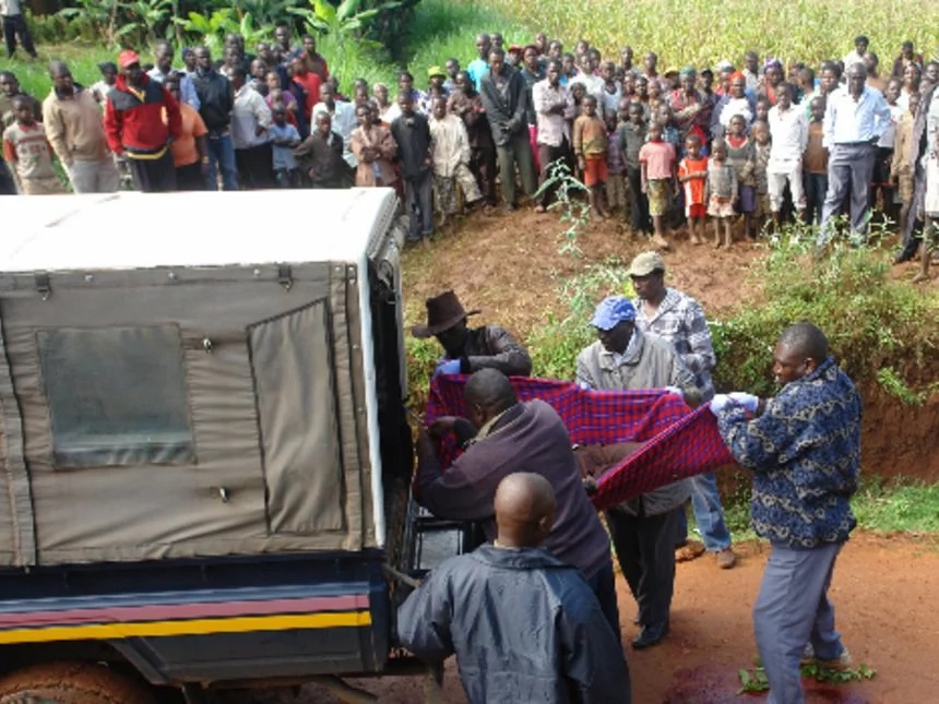 Nyamira woman found dead with nails in her head