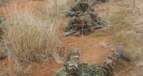 KDF communicating using Somalia network after explosions