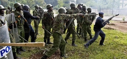 Find out how civilians are losing their lives to the Kenya Police