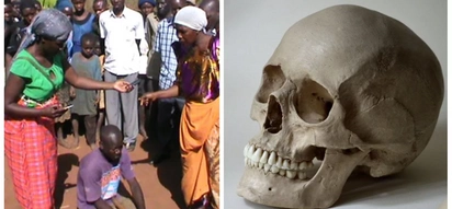 45-year-old man arrested with skull of his deceased brother